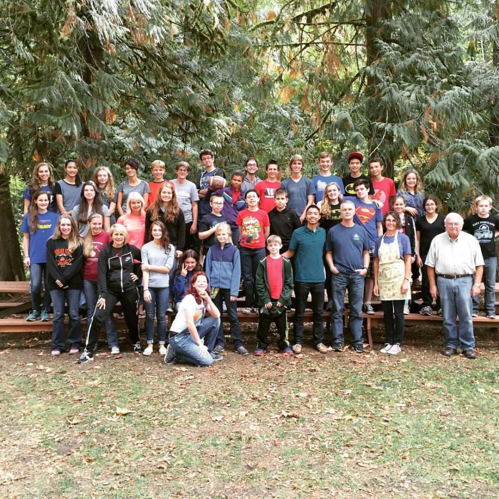 hbc youth retreat