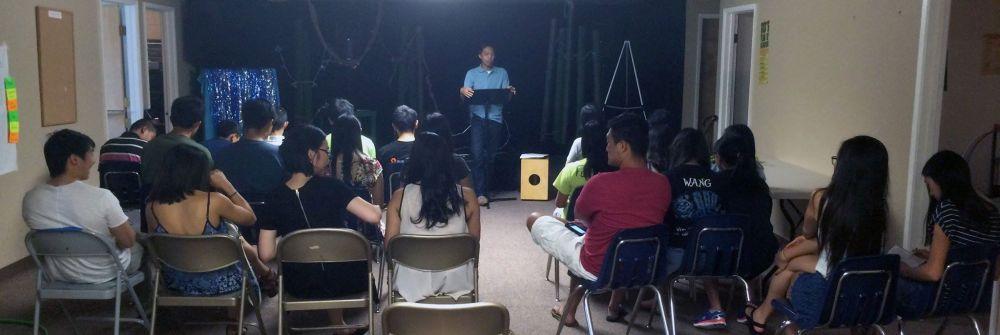 preaching at agcc